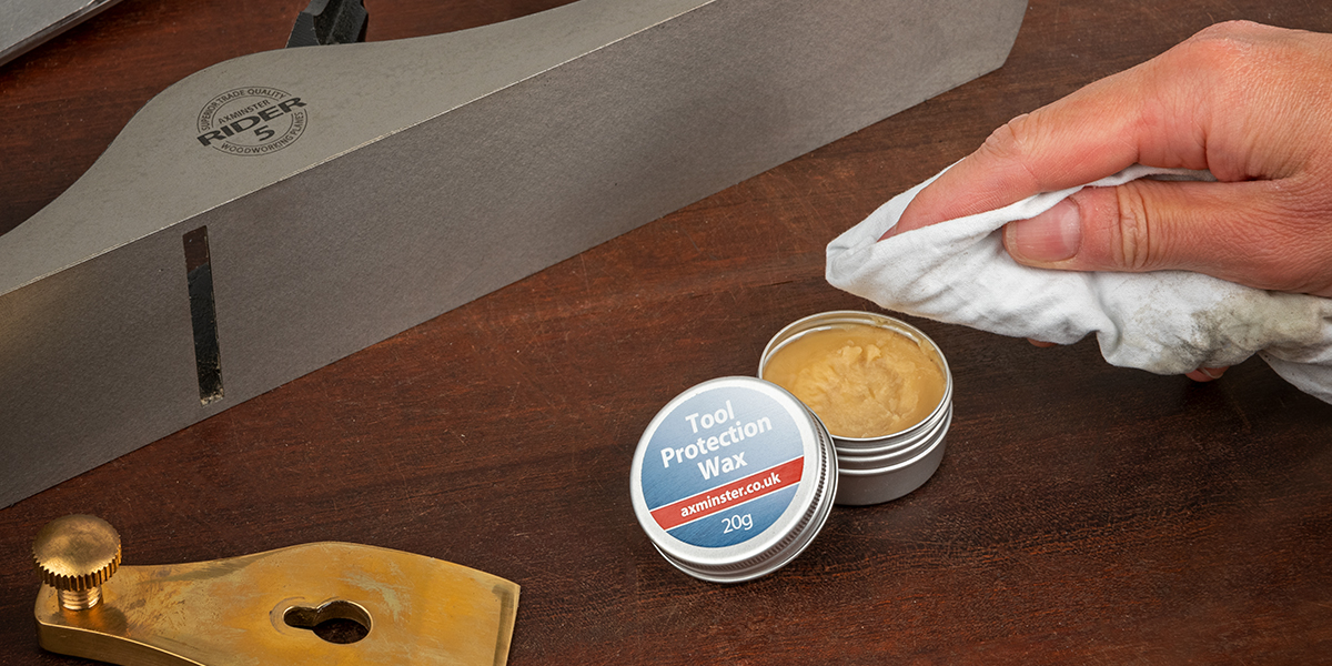 Hand Tool Protection Wax