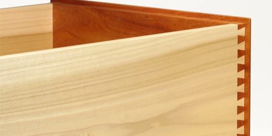 Rabbeted Dovetails