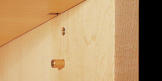 Shelf Holes & Notches