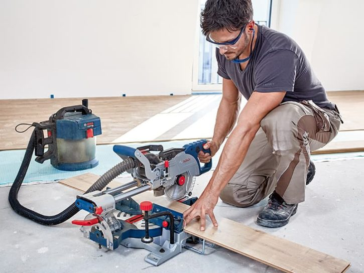 Bosch BITURBO Mitre Saw