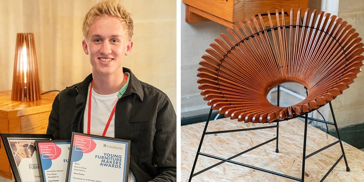 Young Furniture Makers 2019 Award Winners