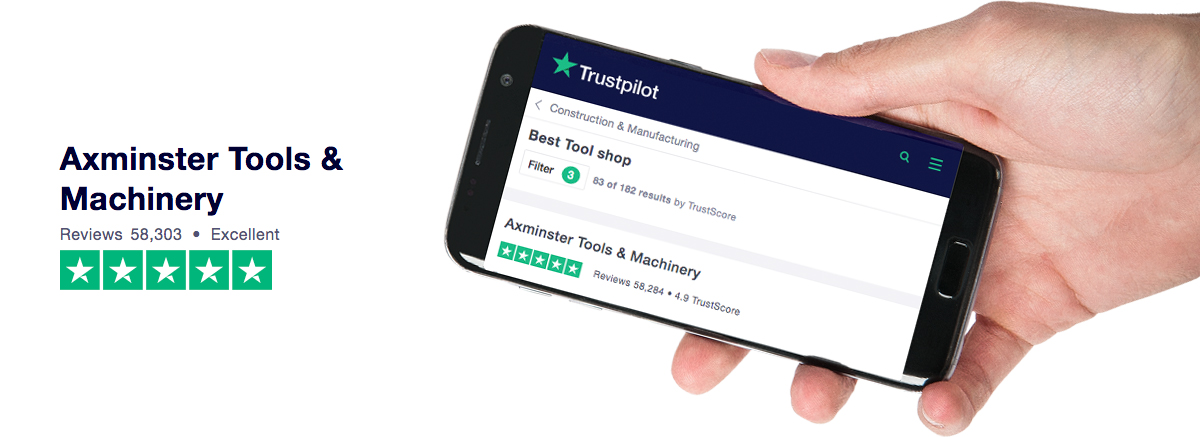 Trustpilot Best Tool Shop