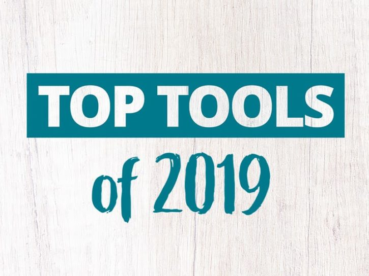 Top Tools of 2019