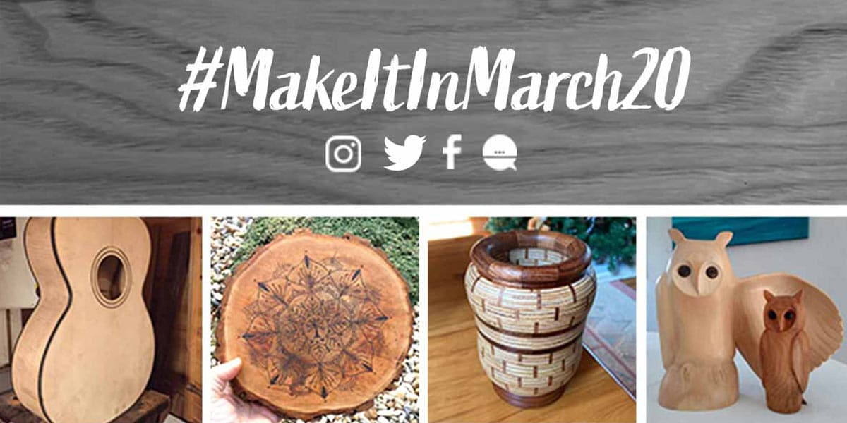 #MakeItInMarch20