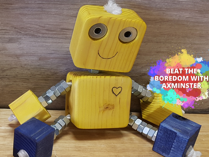 Beat The Boredom | Woodworking Projects For Young and Older Kids