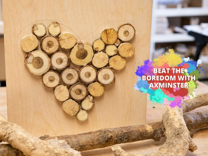 Beat The Boredom | Woodworking Projects For Young Kids – Wooden Heart