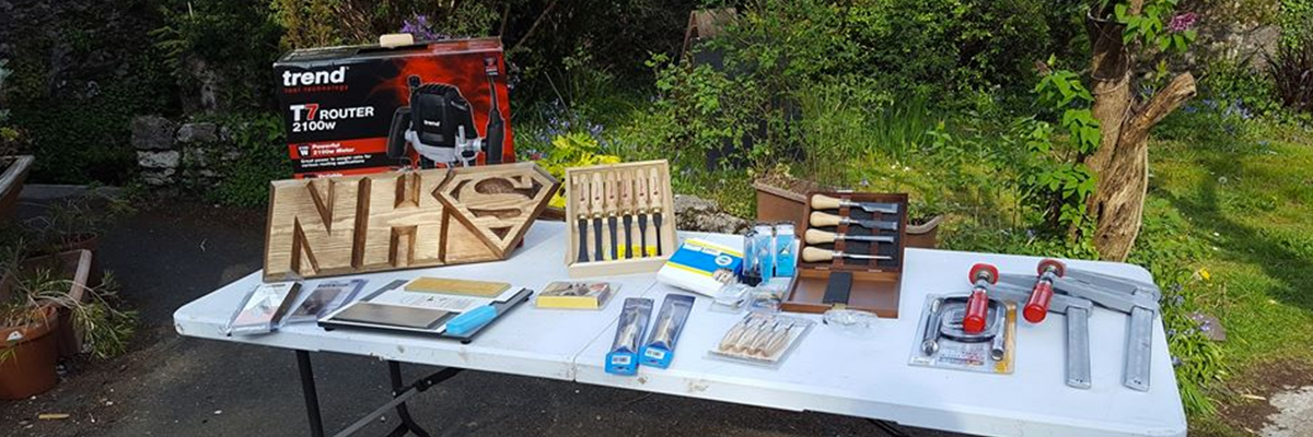 Tools from Axminster