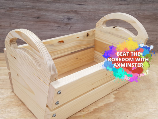 Beat the Boredom - make a caddy