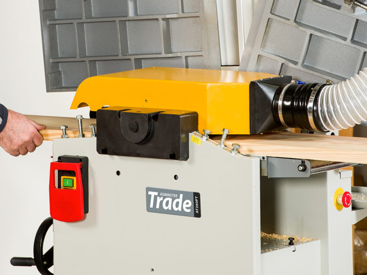How To Set Up Your Planer Thicknesser