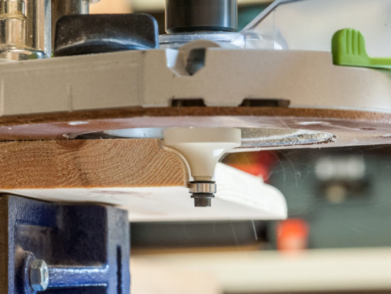 """Nine 1/4"""" Router Cutters For Better Woodworking"""