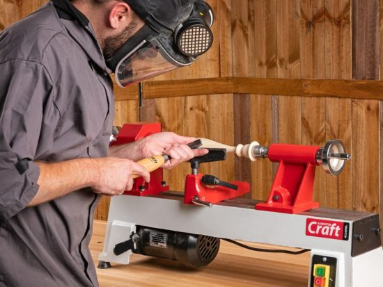 Buying Your First Woodturning Lathe