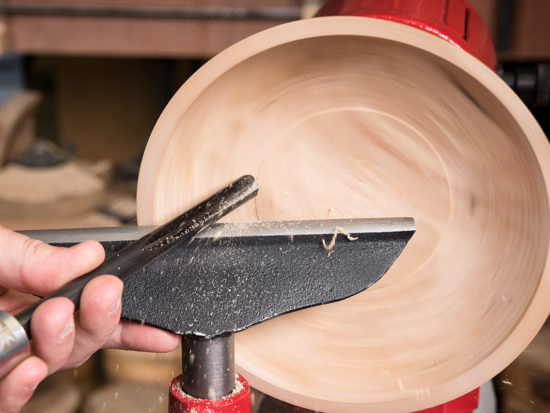 Beginners Guide To Woodturning Tools