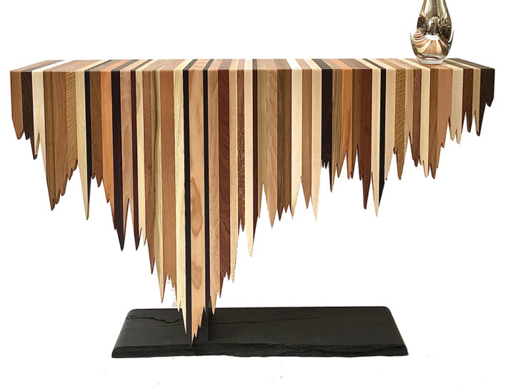 Andrew Lapthorn - 1st. 'Remnant' Hall Table